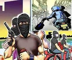राजस्थान/बाइक पर लिफ्ट देकर रास्ते में की लूट की वारदात