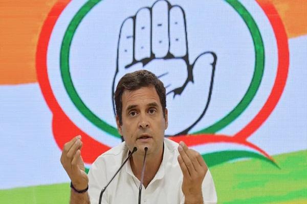 सरकार से उठ चुका है किसानों का विश्वास, PM मोदी किसान विरोधी: राहुल गांधी