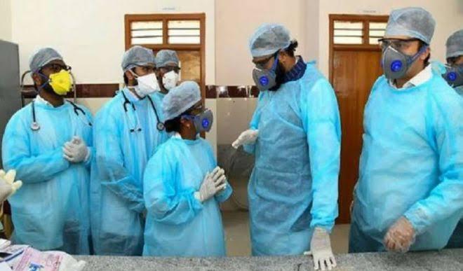 देश में पिछले 24 घंटे में कोरोना वायरस के एक बार फिर 90 हजार से अधिक मामले