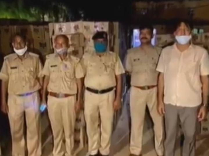 राजस्थान/राजधानी में बड़ी कार्रवाई:आबकारी विभाग ने 90 लाख की अवैध शराब जब्त की