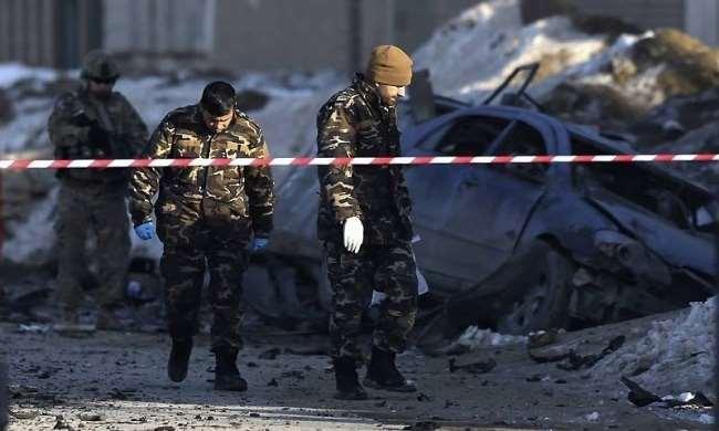 तालिबान हमले में 9 अफगान सुरक्षाकर्मियों की मौत